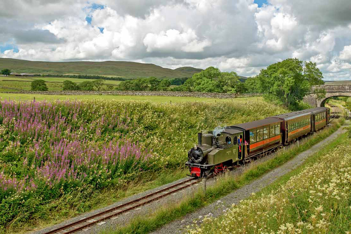 South Tynedale Railway. Photo: Dave Hewiston